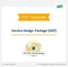 Itil service portfolio template the service portfolio for Itil service design document template