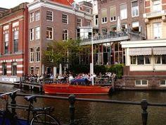 Cafe de Jardin in Amsterdam