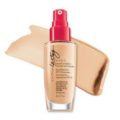 Hide imperfections all day with Extra Lasting Liquid Foundation. The Lightweight liquid foundation offers full coverage for up to 18 hours! It blends and matches skin easily so you get a natural flawless look! This natural feeling liquid foundation is also super lightweight and comfortable to wear all day long. If you need all day coverage and still want to look naturally perfect, this is for you!BENEFITS• Full coverage• Lightweight• Extra long-lasting, up to 18 hours of full ...