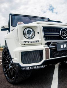 Mercedes G-class by Brabus