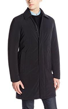 Theory Men's Skodi Clymer Coat, Black, Medium ❤ Theory mens child code