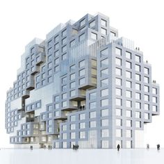 MVRDVD Architects _ DNB NOR Headquarters _ Oslo Norway _2008-2009
