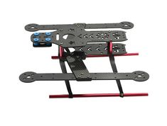 Mini 280 mm 4-axle Quadcopter Frame Kit Unassembled | Hobby Shop Drone Kits  Price: 27.26 & FREE Shipping #quadcopter #drone #drones #FPV #UAV #NanoDrone #quadcopters #dronesforsale #dronesales #dronereviews #dronenews #droneracing #racingdrones #DroneFly #dronegear #droneworld #dronestagram #droneoftheday #dronelife #aerialphotography #dron #dronedudes #droneart #dronephotography #dronevideo #droneshot #dronepic #dronegear #dronepics #dronephoto Rc Drone, Drones, Shipping Packaging, Landing Gear, Hobby Shop, Cross Designs, Drone Photography, Rc Cars, Kit
