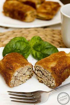 Polish Recipes, Polish Food, Banana Bread, Recipies, Food And Drink, Pizza, Cooking Recipes, Chicken, Ideas