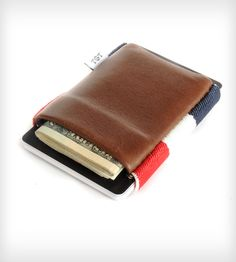 Americana 2.0 Leather Wallet by TGT Tight Wallets on Scoutmob