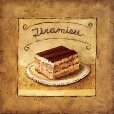 Homemade Tiramisu with real Mascarpone !!
