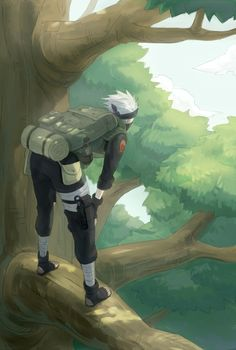 Kakashi | Naruto | Anime is it just me, but look at that ass...... god has blessed him amen