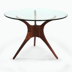 Roku Round Dining Table