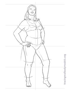real-model template 0019 - Site has multiple views of over 24 real people to use as fashion templates - mature lingerie, lingerie pictures, lingerie lingerie *ad Fashion Illustration Sketches, Illustration Mode, Fashion Sketchbook, Fashion Design Sketches, Fashion Drawings, Sketch Fashion, Fashion Figure Templates, Fashion Design Template, Diy Design