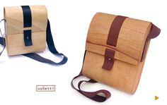vonetti's wood bags