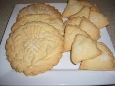 Scottish Shortbread, melt in you mouth fabulous