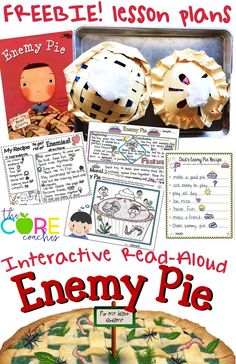 Enemy Pie interactiv