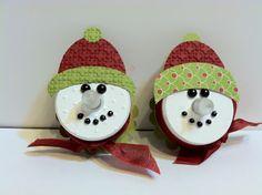Snowman Tealites