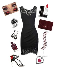 """""""Slim"""" by amartin10 ❤ liked on Polyvore featuring Dolce&Gabbana, Marc Jacobs, Dorothy Perkins, West Coast Jewelry and LE VIAN"""