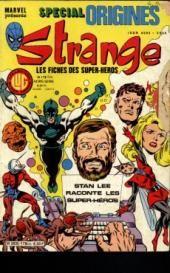 Strange Spécial Origines, n° 178 bis, octobre 1984 (Lug)