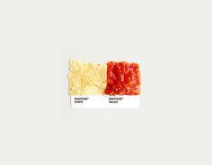 Pantone Pairings - Chips & Salsa