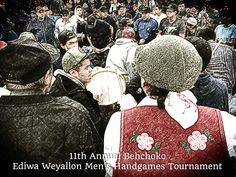 11th Annual #Behchoko Ediwa Weyallon Men's Handgames Tournament #Tlicho #livingculture