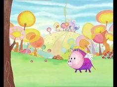 Dibujos animados Dougie se disfraza de Principe