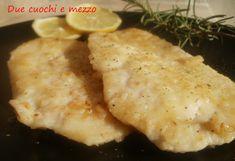petto di pollo al limone | DUE CUOCHI E MEZZO