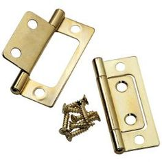 Woodworking Designs Non-Mortise Hinges-Without Finial - Rockler Woodworking Tools - Grizzly Woodworking, Woodworking Tools For Sale, Essential Woodworking Tools, Woodworking Quotes, Rockler Woodworking, Popular Woodworking, Woodworking Projects, Youtube Woodworking, Wood Projects