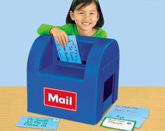 Classroom Mailbox $69.95 #LakeshoreDreamClassroom
