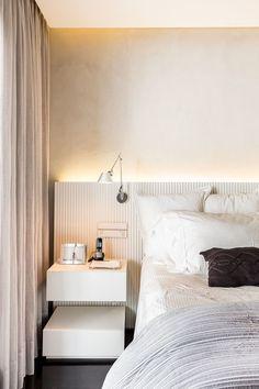 via heavywait - modern design architecture interior design home decor & Headboards For Beds, Interior, Bedroom Interior, Home Decor, House Interior, Bedroom Inspirations, Home Deco, House Interior Decor, Bedroom