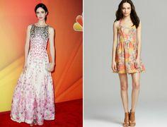 24 Dresses Inspired by TV's Trendiest Leading Ladies via Brit + Co.