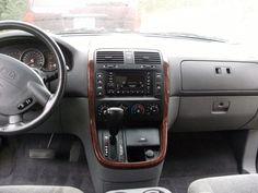 2004 Kia Sedona Lx Touring Deluxe Pkg Minivan Van Minivans Pinterest Cars