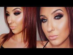 Halo Smokey Eye | Jaclyn Hill - YouTube