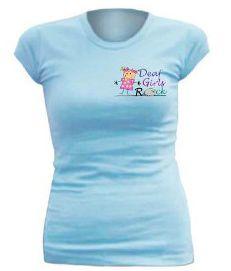 Deaf Girls Rock. Yes, I do!!!!!!!