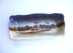 1920s A J Wilkinson England Oblong Dish Hand by FillyGumbo on Etsy