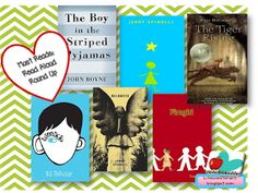 Good list of 5th grade read alouds... from Life, Love, Literacy (blog)