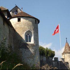 Gruyere • Switzerland