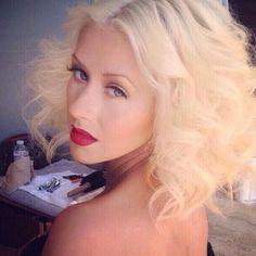 Christina Aguilera - October 2013