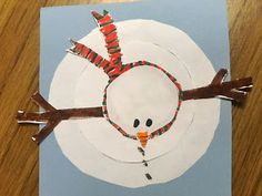 All Y'all Need: Speech Therapy: Snowmen