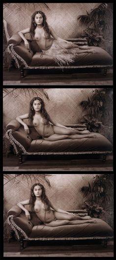 The wonderful Shigeyuki Kihara art instalment - Fa'afafine: In the Manner of A Woman, 2004-5, Reality Bites: Bite 59: