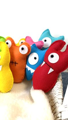 Toddler Fashion, Kids Fashion, Sewing Crafts, Sewing Projects, Monster Party, Little Monsters, Soft Dolls, First Baby, New Toys