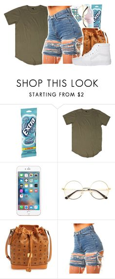 """""""✨"""" by princessjolie ❤ liked on Polyvore featuring MCM"""