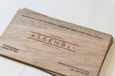 Assembly - The Hungry Workshop