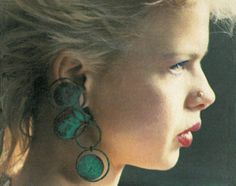 Dp&K Metallic Green Earrings_fashion jewelry for women_teen girls_limited edition dp collection-by Dp&K