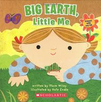 Earth Day Books for Baby/Toddler:  Big Earth, Little Me