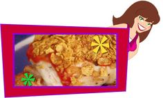 HG Nacho-rific Stuffed Chicken   (1/4th of recipe, 1 stuffed chicken cutlet): 270 calories,
