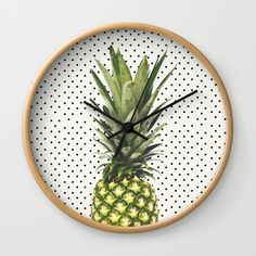 set of 3 printable art prints pineapple home decor pineapple wall