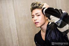 #iKON #June #Junhoe #준회 for modelpress Japan