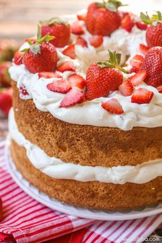 recipe: angel food strawberry torte [18]