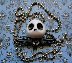 The Nightmare Before Christmas Charm Necklace http://mytopnotchproducts.com/products/the-nightmare-before-christmas-charm-necklace