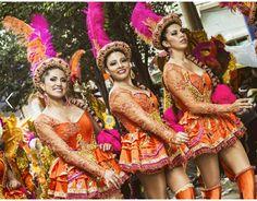 China morenada, carnaval de oruro, Bolivia