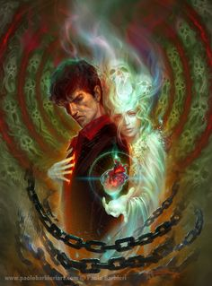 Dylan Dog Color Fest n° 15 - Paolo Barbieri Art Fantasy Love, Fantasy Art, Dylan Dog, Horror Show, Dog Wallpaper, Comic Games, Pretty Art, Pictures To Draw, Dog Art
