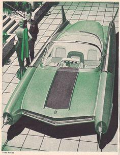 1956 Ford Atmos