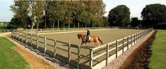 There are many common mistakes which can be easily avoided when building an equestrian arena. Leading equestrian surface providers, Martin Collins set out the major pitfalls that can arise when either building or getting an arena built, and how to avoid them.
